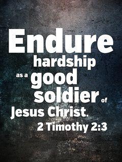 endure-hardship
