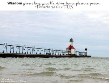 lighthouse wisdom