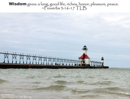 lighthouse wisdom